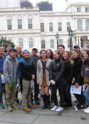 """Gangs of New York"" Class Trip November 2017"
